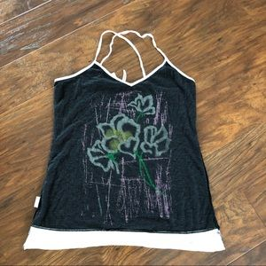 Sparkle & Fade Urban Outfitters Reversible Tank